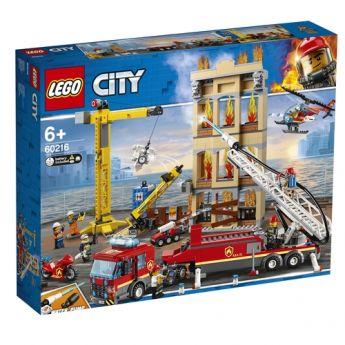 LEGO 60216 Missione Antincendio in Città (LEGO City)