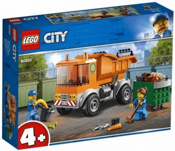 LEGO 60220 Camion della Spazzatura | LEGO City