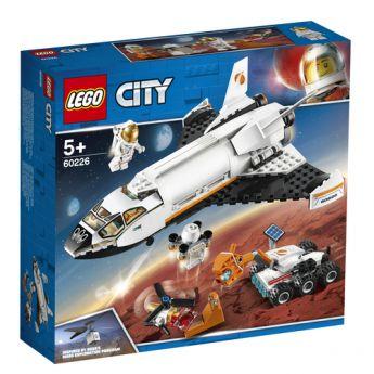 LEGO 60226 Shuttle di Ricerca su Marte (LEGO City) su ARSLUDICA.com