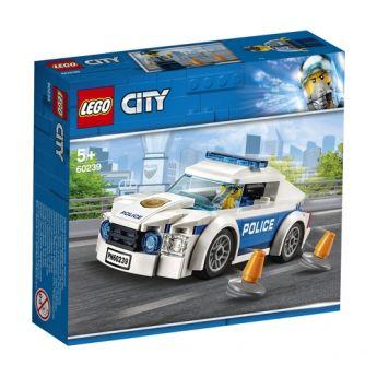LEGO 60239 Auto di Pattuglia della Polizia (LEGO City)