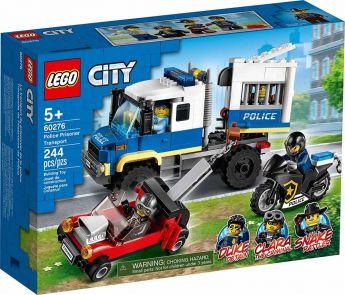 LEGO 60276 Trasporto dei Prigionieri della Polizia   LEGO City