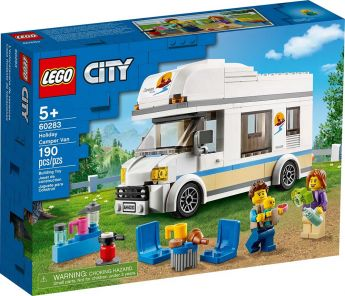 LEGO 60283 Camper delle Vacanze | LEGO City