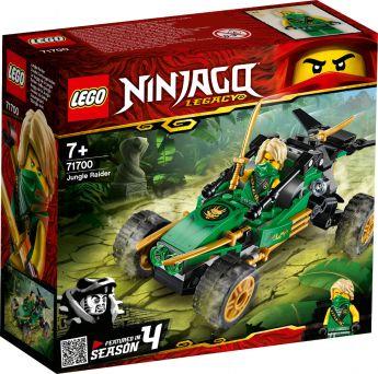 LEGO 71700 Fuoristrada della Giungla LEGO Ninjago su ARSLUDICA.com