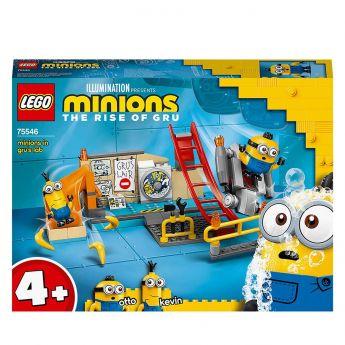 LEGO 75546 I Minions nel Laboratorio di Gru   LEGO Minions