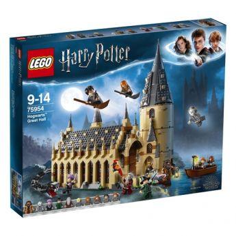 LEGO 75954 La Sala Grande di Hogwarts (LEGO Harry Potter)