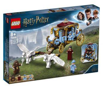 LEGO 75958 La Carrozza di Beauxbatons arrivo a Hogwarts (LEGO Harry Potter) su ARSLUDICA.com