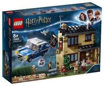 LEGO 75968 Privet Drive, 4 LEGO Harry Potter su arsludica.com