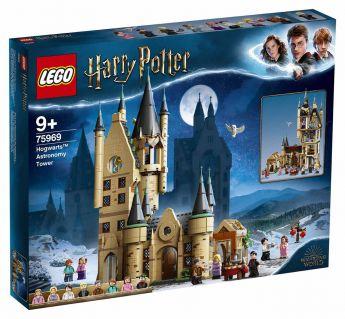 LEGO 75969 Torre di Astronomia di Hogwarts LEGO Harry Potter su arsludica.com