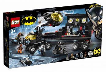 LEGO 76160 Bat-base mobile LEGO DC Comics Super Heroes su arsludica.com