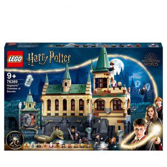 LEGO 76389  La Camera dei segreti di Hogwarts | LEGO Harry Potter