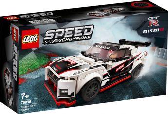 LEGO 76896 Nissan GT-R NISMO LEGO Speed Champions su ARSLUDICA.com