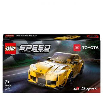 LEGO 76901 Toyota GR Supra   LEGO Speed Champion