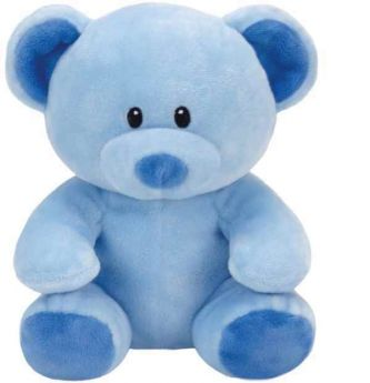 LULLABY Orso 82007 (Peluche Baby Ty) 28cm