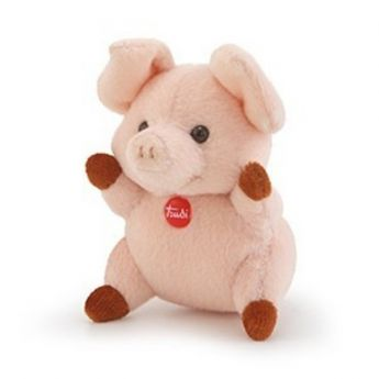 Maiale Sweet Collection 9 cm (Peluche Trudi)