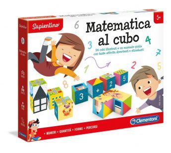 Matematica al Cubo (Clementoni Sapientino)