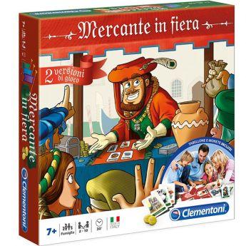 Mercante in Fiera Gioco da Tavolo Clementoni su ARSLUDICA.com