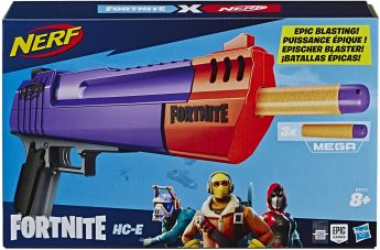 Pistola NERF SOA Fortnite HC-E | NERF Fortnite
