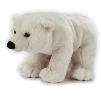 Orso Polare 27 cm National Geographics (Peluche Venturelli)
