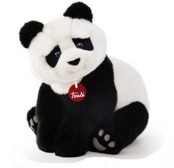 Peluche Trudi Panda Kevin 20x28x20cm