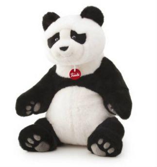 Peluche Trudi Panda Kevin Grande 30x38x23cm