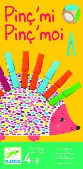 Pinc'mi Pinc'moi Gioco da Tavolo Djeco di ARSLUDICA.com