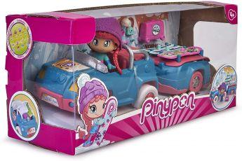 Pinypon Auto SKI Car