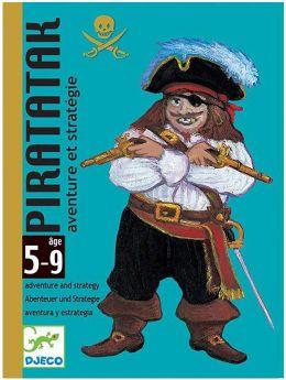 Piratatak | Gioco di Carte Djeco