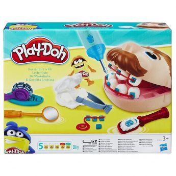 Play-Doh Il Dottor Trapanino su ARSLUDICA.com