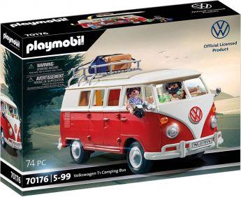 Gioco VOLKSWAGEN Bulli T1 | Playmobil Collezione