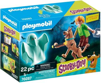 Playmobil 70287 Scooby e Shaggy (Playmobil Scooby-Doo)