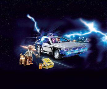 Playmobil 70317 Ritorno al Futuro Delorean | Playmobil