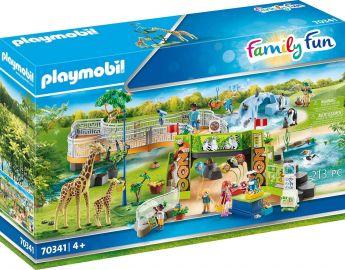 Playmobil 70341 Grande Zoo (Playmobil Zoo)