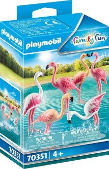 Playmobil 70351 Fenicotteri Rosa (Playmobil Zoo)