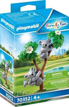 Playmobil 70352 Famiglia di Koala (Playmobil Zoo)