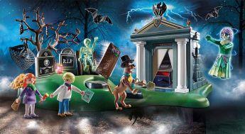 Playmobil 70362 SCOOBY-Doo! Brividi Al Cimitero | Playmobil  SCOOBY-Doo!