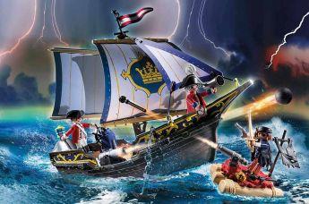 Playmobil 70412 Nave della Marina Reale | Playmobil Pirati