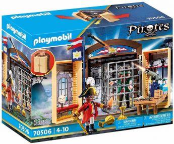 Gioco Avamposto della Marina Con Pirata | Playmobil Pirati