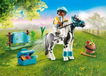 Gioco Pony Lewitzer | Playmobil Cavalli - Personaggi