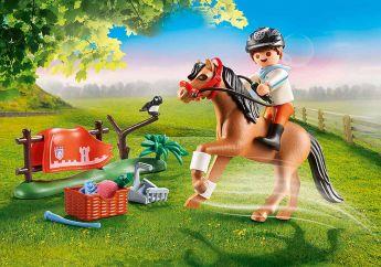 Gioco Pony Connemara | Playmobil Cavalli