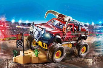 Gioco Show Monster Truck Toro  70549 | Playmobil City Action - Gioco