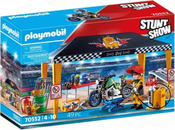Gioco Show Officina Del Meccanico | Playmobil City Action