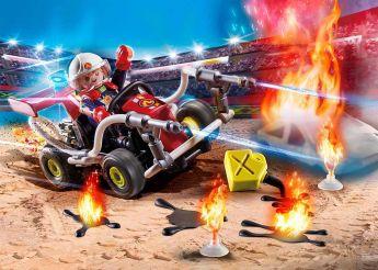 Gioco Kart Antincendio | Playmobil City Action - Azione
