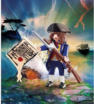 Gioco Soldato della Marina Reale | Playmobil Figures