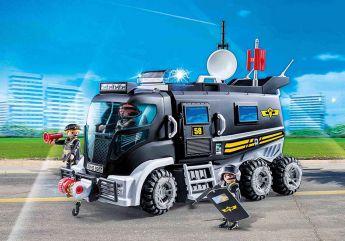 Playmobil 9360 Veicolo Unità Speciale Con Luci E Suoni | Playmobil Polizia