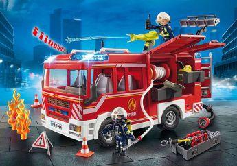 Playmobil 9464 Autopompa Dei Vigili Del Fuoco | Playmobil Vigili del Fuoco