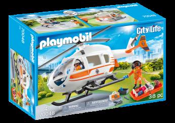 Playmobil 70048 Elisoccorso (Playmobil City Life)