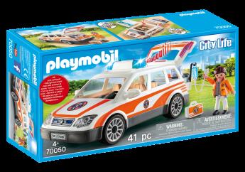 Playmobil 70050 Automedica (Playmobil City Life)