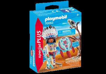 Playmobil 70062 Capo Indiano (Playmobil Figures)