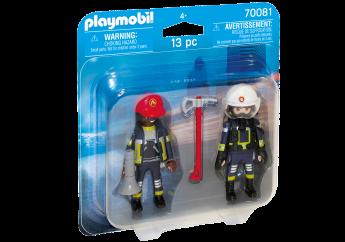 Playmobil 70081 Pompieri (Playmobil Figures)