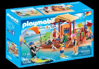 Playmobil 70090 Centro Sport Acquatici (Playmobil Family Fun)